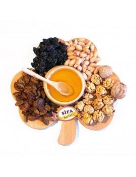 Özel Gold Hediyelik Doğal Ürünler Paketi